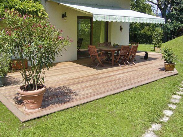 Astuces d co pour avoir une belle terrasse - Comment avoir une belle maison ...