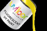 Les différents usages de la peinture fluorescente